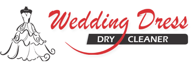 wedding dress dry cleaner